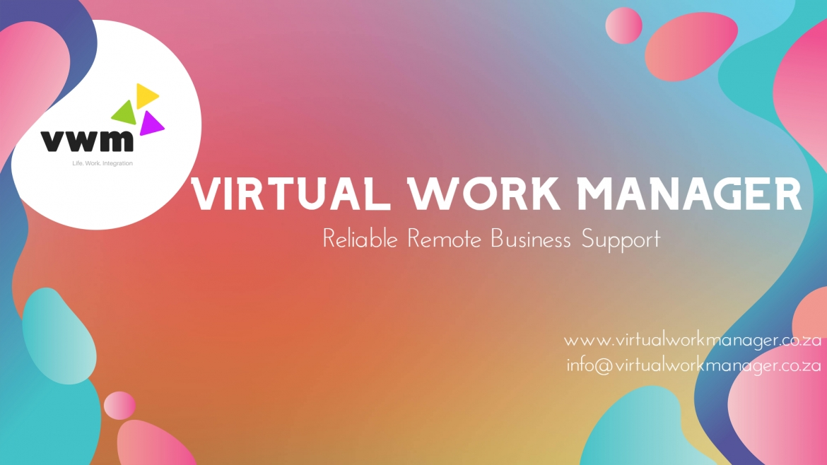 About Virtual Work Manager