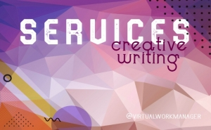 Virtual Assistant offering Creative Writing services