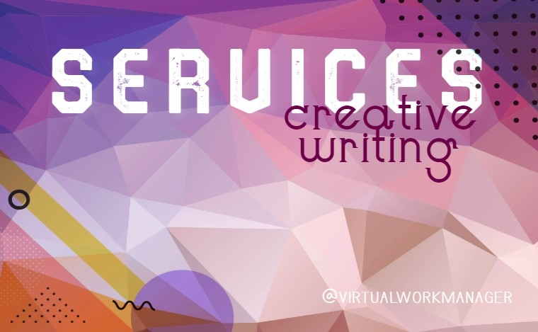 Service Highlight: Creative Writing