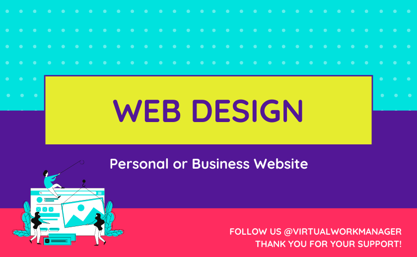 Web Design: Creating your Perfect Website