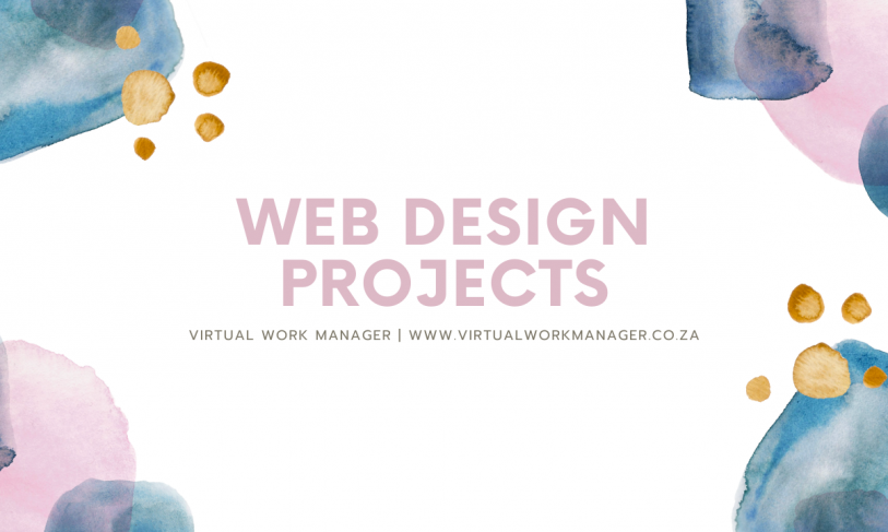 Web Design Projects | We design websites