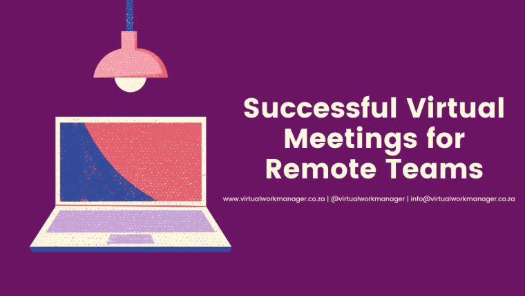 Successful Meetings for Remote Teams